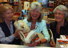 Gill, Jane and Jilly Cooper